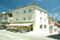 Hôtel Saint Sorlin de Morestel Hotel de France