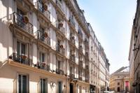 Hotel Fasthotel Paris 1er Arrondissement Grand Hotel des Balcons