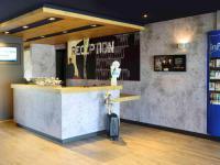Hotel Fasthotel Sainte Geneviève ibis budget Cherbourg - La Glacerie