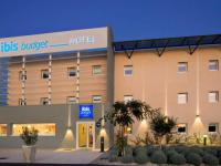 Hotel Fasthotel Martigues ibis budget Istres Trigance
