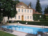 Gîte Saint Nizier sous Charlieu Gîte Domaine du Château de Marchangy