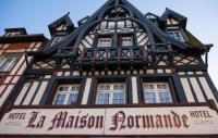 Hotel pas cher Honfleur hôtel pas cher La Maison Normande