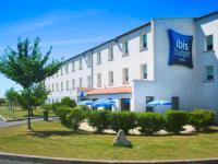 Hôtel Vitré hôtel ibis budget Niort - La Crèche