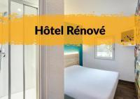 Hôtel Saint Denis hôtel hotelF1 Saint Denis Centre Basilique