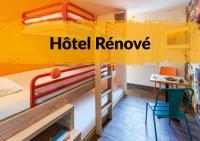 Hotel F1 Vitry sur Seine hôtel hotelF1 Paris Porte de Montreuil