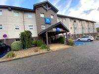 Hôtel Colleville Hotel Ibis Budget Fecamp
