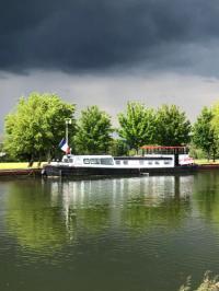 tourisme Elbach Péniche Nidd
