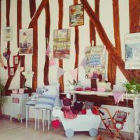 Hôtel Chaufour lès Bonnières hôtel Forest Farm