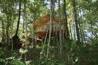 Camping-Glamping-Terre-Rouge Villecomtal