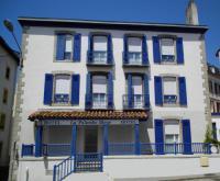 Hotel de charme Hendaye hôtel de charme La Palombe Bleue