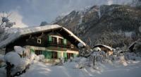 Hôtel Chamonix Mont Blanc hôtel Chalet Les Pelerins