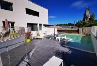 Hotel 4 étoiles Le Grau du Roi hôtel 4 étoiles Kyriad Prestige Montpellier Ouest - Croix D'argent - A709