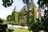 Hôtel Thiébauménil hôtel Château d'Adomenil