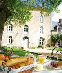 Hôtel Authon du Perche hôtel Le Moulin du Pont d'Iverny