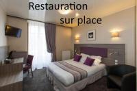 Hôtel La Landec Citotel Hôtel le Challonge