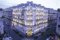 Hôtel Paris hôtel La Tremoille Paris