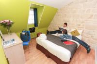Hotel Ibis Budget Paris 8e Arrondissement hôtel Le Montclair MontmartreHiphophostels