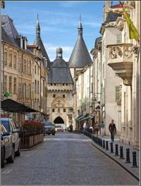 Gîte Meurthe et Moselle Gîte Les Toits des Cordeliers