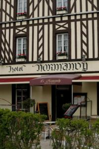 Hotel Fasthotel Bonningues lès Calais Le Normandy