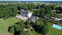 Hôtel Vieure hôtel Château d'Ygrande - les Collectionneurs