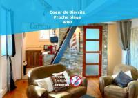 gite Ondres Appartement 4 personnes - Villa Védetta Biarritz