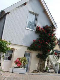 Location de vacances Honfleur Gite les Orchidées