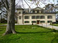 gite Mijoux Château de Veigy