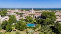 Hotel 4 étoiles Saint Rémy de Provence hôtel 4 étoiles de l'Image