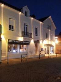 Hôtel Bourgneuf en Retz Hôtel de Nantes