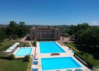 Résidence de Vacances Sajas Residence Chateau de Barbet