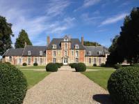 Hôtel Berneuil hôtel Chateau de Vauchelles