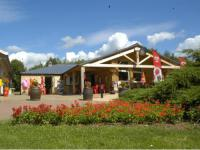 Camping Bourgogne Huttopia Etang Fouché