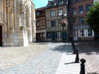 gite Fourneville Atelier d'Art Saint Leonard