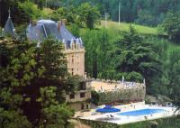 Hôtel Dunière sur Eyrieux hôtel Chateau d'Urbilhac