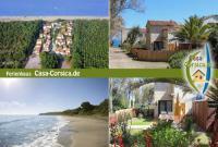 gite Piedicorte di Gaggio Holiday home Casa-Corsica
