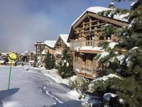 Hôtel Bozel Hotel Le K2 Altitude