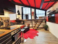 gite Lyon 6e Arrondissement Apartment Only Loft Lyon Brotteaux-Part Dieu