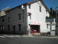 Hôtel Verruyes Hôtel Ecu de france