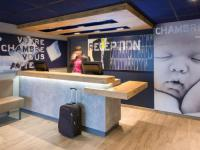 Hotel Ibis Budget Lyon hôtel ibis budget Lyon Centre Confluence