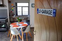 gite Saint Léger les Mélèzes Appartement Le Garage