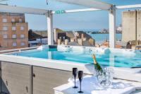 Hôtel Les Sables d'Olonne Citotel Hotel Arc en Ciel SPA