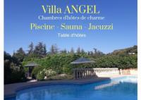 Chambre d'Hôtes Labastide Esparbairenque Villa Angel