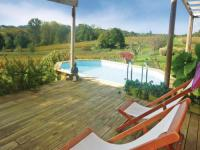 gite Ambès Holiday home Mombrier with Outdoor Swimming Pool 333