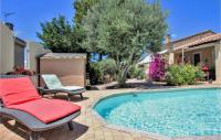 gite Châteaurenard Holiday home Chateauneuf De Gadagne with Outdoor Swimming Pool 432