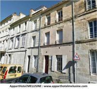 Résidence de Vacances Nieul sur l'Autise Résidence de Vacances Appart Hôtel Mélusine
