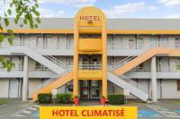 Hôtel Pessines Hotel The Originals Saintes Ouest Recouvrance (ex P'tit-Dej Hotel)
