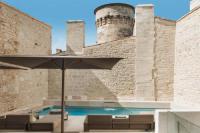 Hotel de charme Saint Rémy de Provence hôtel de charme de Tourrel