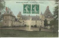 gite Sennecey le Grand Chateau de Bresse sur Grosne