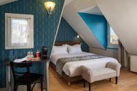 Hotel pas cher Paris 3e Arrondissement hôtel pas cher Garden Saint Martin