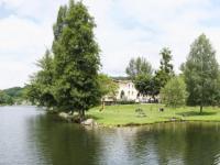 Hôtel Ilhat Hotel du Lac Foix